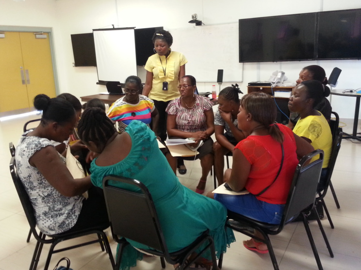 GBV Haiti Training