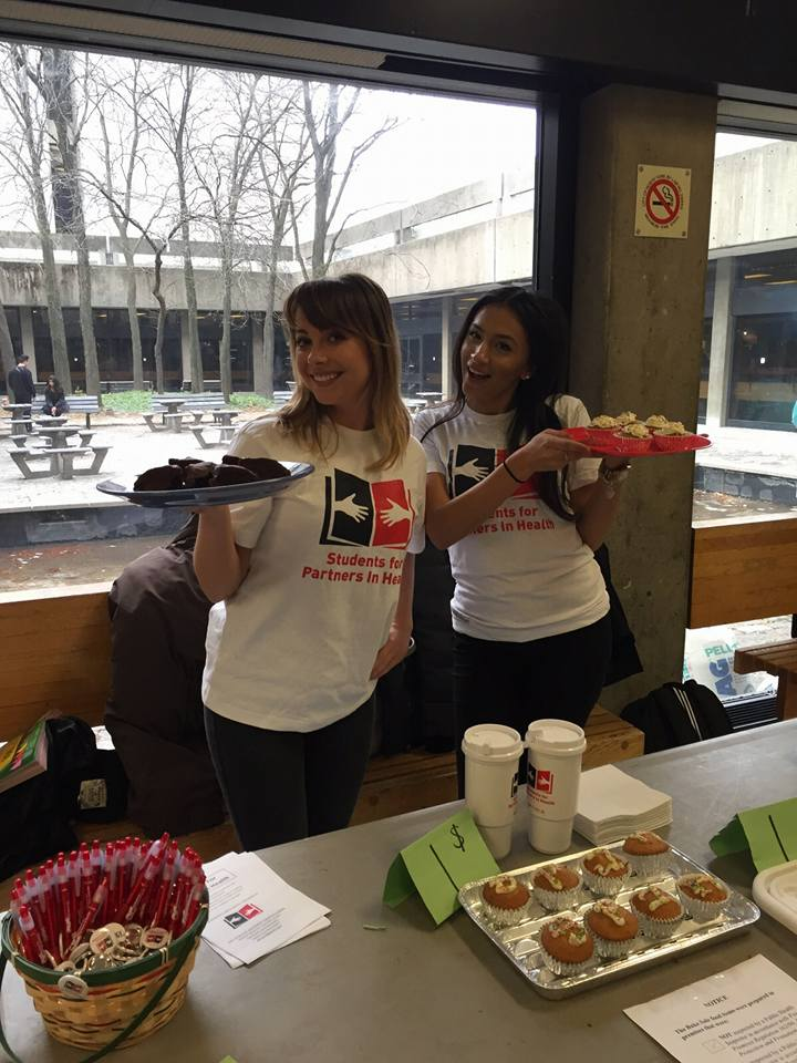 Student Network Bake Sale