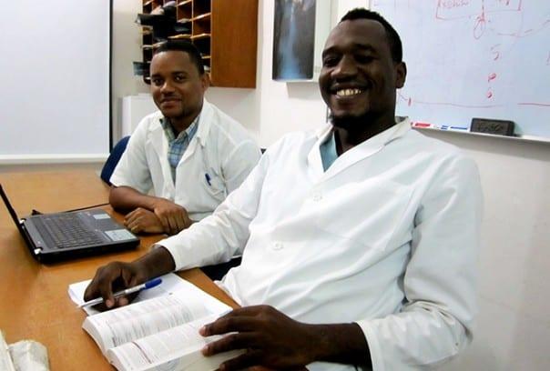 Family Physicians in Haiti