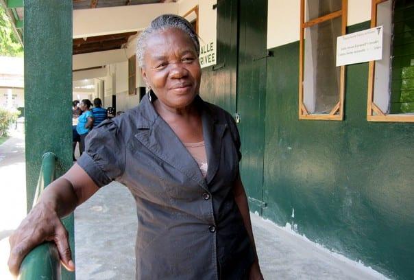 Experienced Haitian Nurse