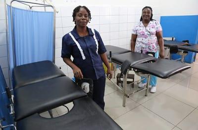 Liberia Midwives