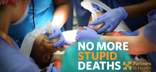 No More Stupid Deaths