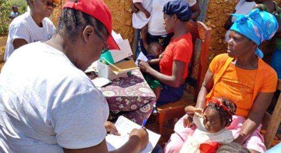 <b><i>Nuts for Nouri</i></b> to fight child malnutrition in Haiti
