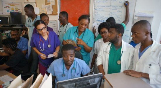Research: Haiti Training Program Propels Vital Emergency Care